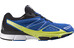 Salomon M's X-Scream 3D GTX Shoes Blue/Black/Gecko Green